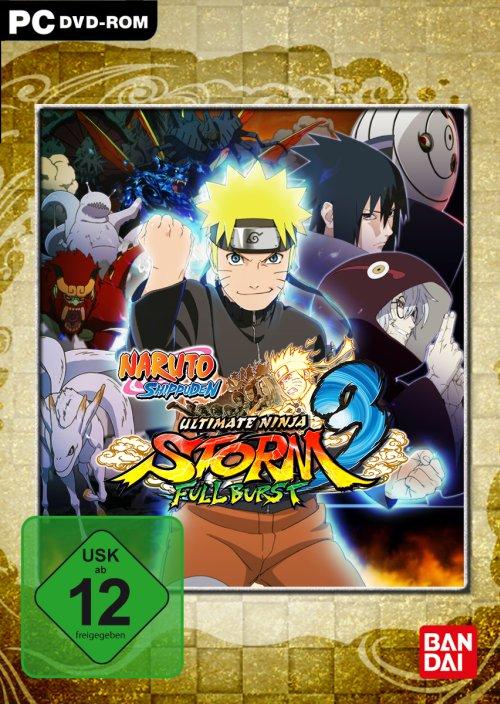 Das Naruto Shippuden: Ultimate Ninja Storm 3 Full Burst Game ist absof