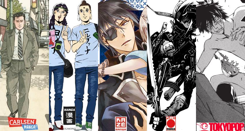 November 2014: Manga Monatsübersicht
