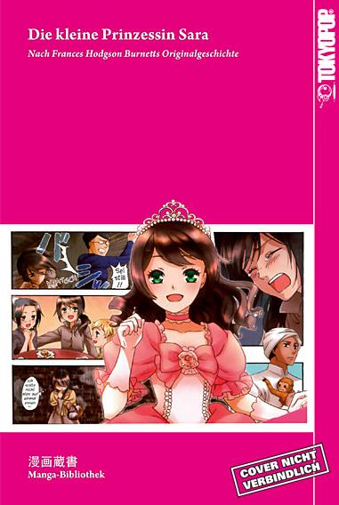 Manga-Bibliothek: Die kleine Prinzessin Sara