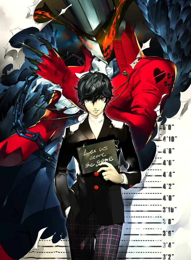 Persona 5 offiziell bestes JRPG des Jahres