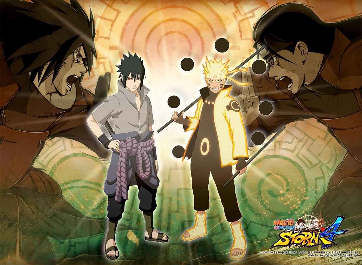 Neues Bildmaterial zu Naruto Shippuden Ultimate Ninja Storm 4 veröffe