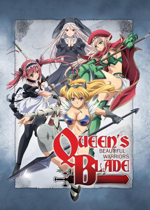 Queen's Blade - Beautiful Warriors (2010)