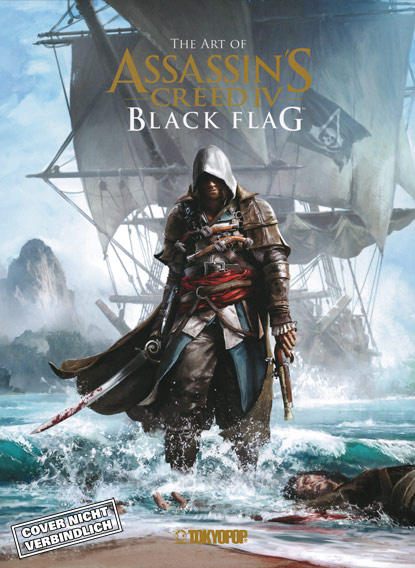 The Art of Assassin's Creed IV – Black Flag