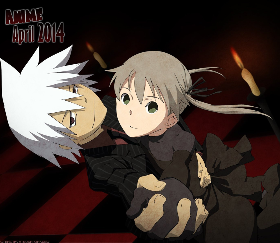 April 2014: Anime Monatsübersicht