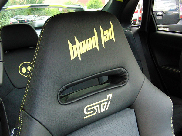 Blood Lad WRX STI-Sportwagen