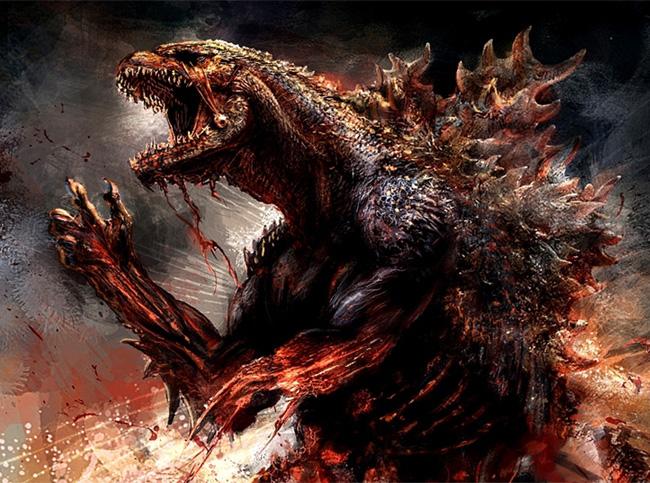 Ein über 100 Meter großes Monster ist vom Engländer Gareth Edwards