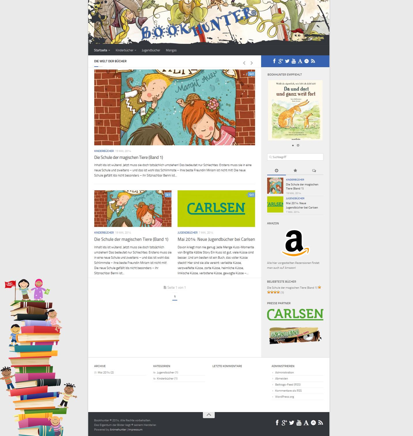 Bookhunter - Die Welt der Bücher