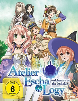 Atelier Escha & Logy: Alchemists of the Dusk