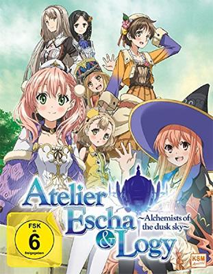Atelier Escha & Logy: Alchemists of the Dusk