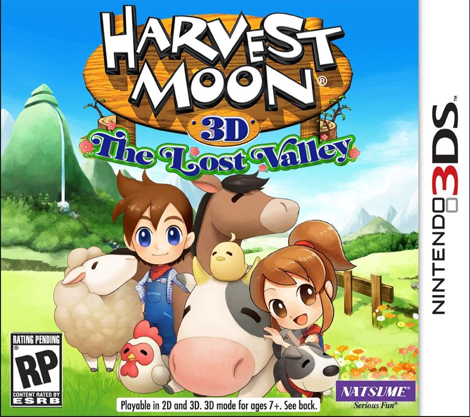 Das nächste Harvest Moon Spiel mit dem Titel Harvest Moon: The Lost V