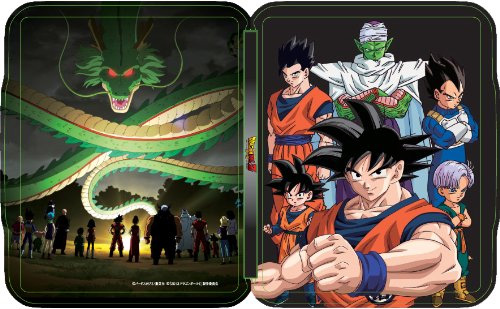 Dragon Ball Z: The Battle of Gods Amazon Limited Edition