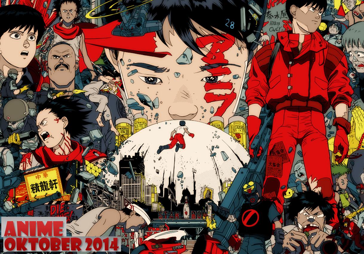 Oktober 2014: Anime Monatsübersicht