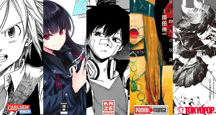 April 2015: Manga Monatsübersicht