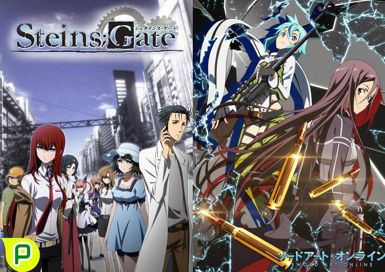 Etwas Altes und etwas Neues - Steins;Gate und Sword Art Online II bei