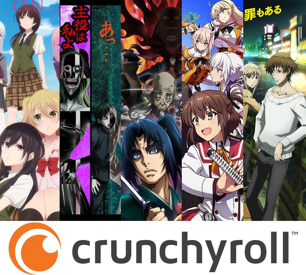 Crunchyroll - Neue Folgen zu Naruto Shippuden, Mobile Suit Gundam Seed