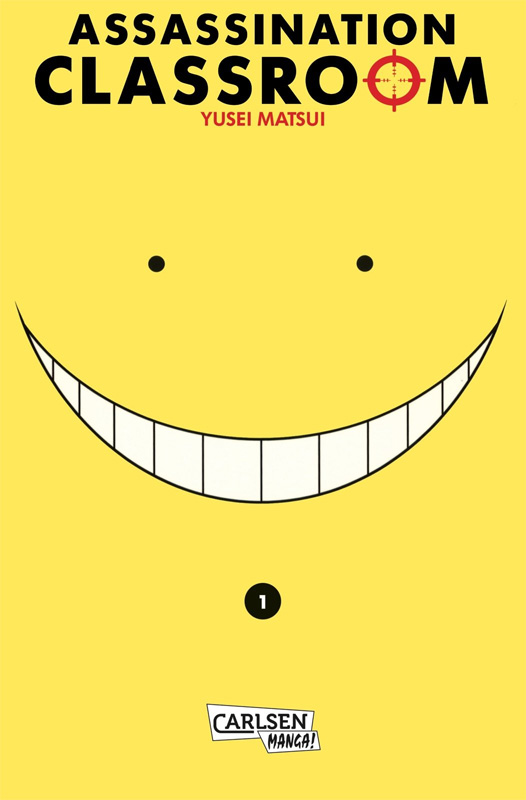 Assassination Classroom - Band 1