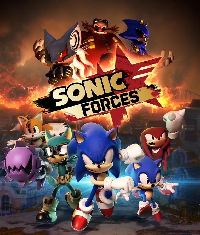 Lauf Sonic, lauf! Sonic Forces ab sofort im Handel erhältlich!