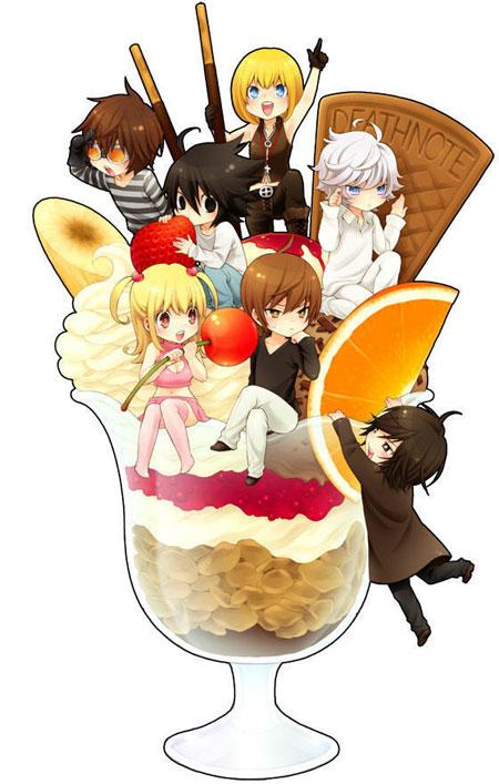 Otanjou-bi omedetou Animehunter