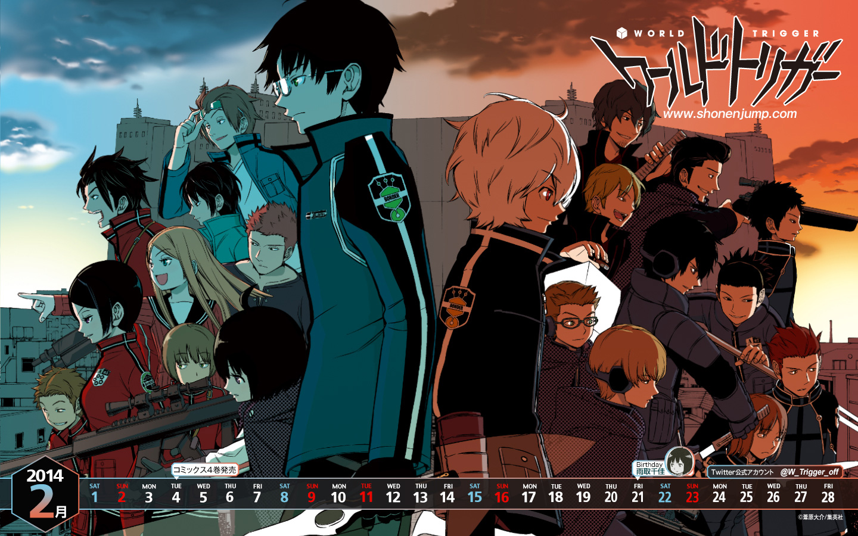 World Trigger (ワールドトリガー) von Daisuke Ashihara