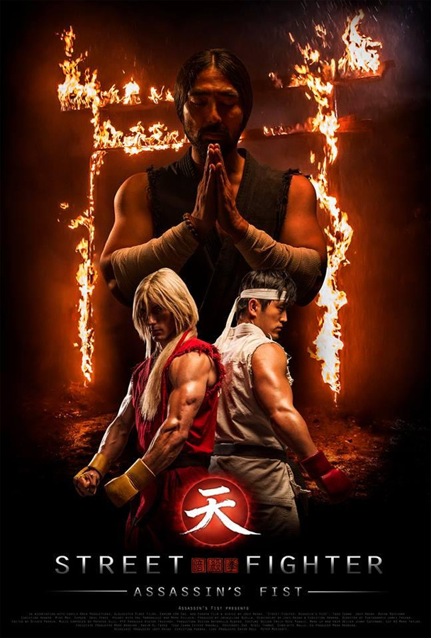 Live-Action Serie zu Street Fighter: Assassin's Fist startet im Mai 20