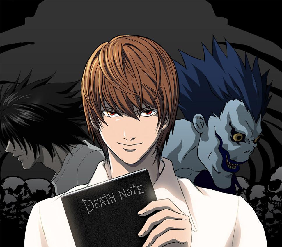 Live-Action News zum Franchise Death Note