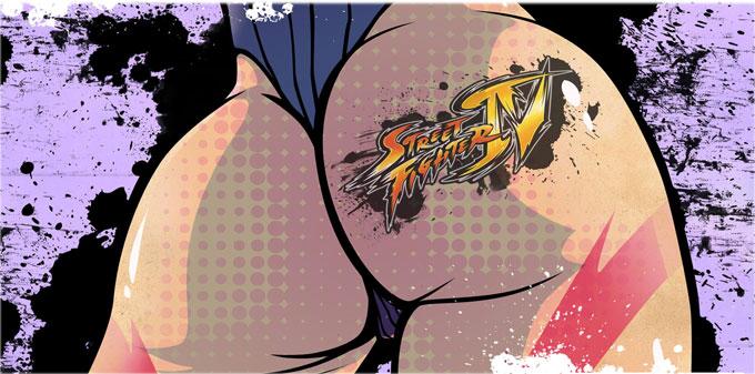 Neues zu Street Fighter