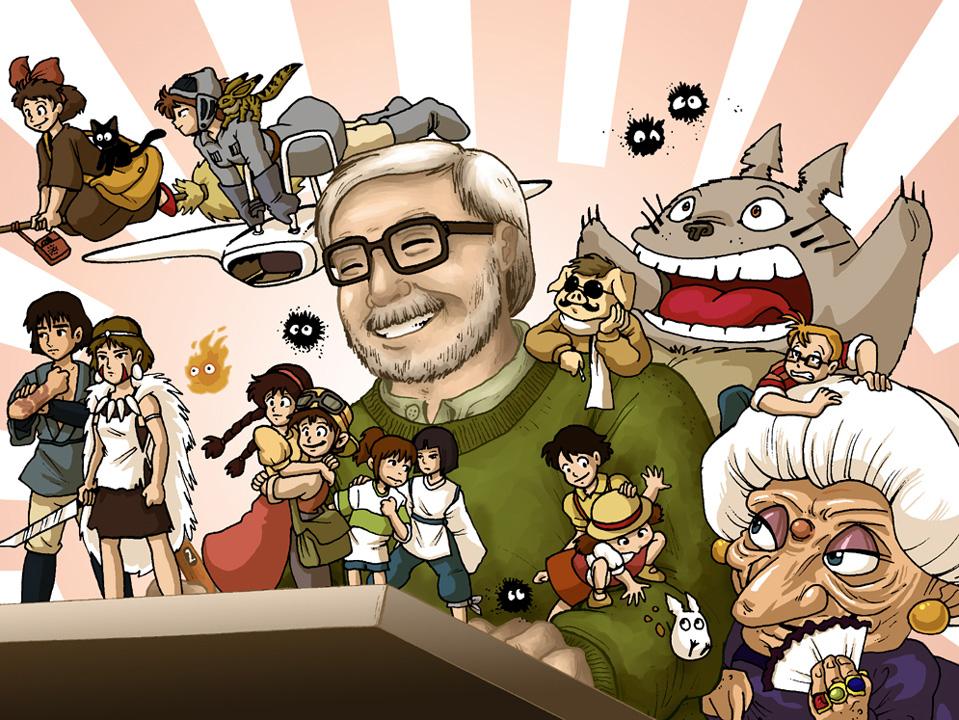 Anime/Manga-Veteran und Studio Ghibli-Gründer Hayao Miyazaki gibt sei