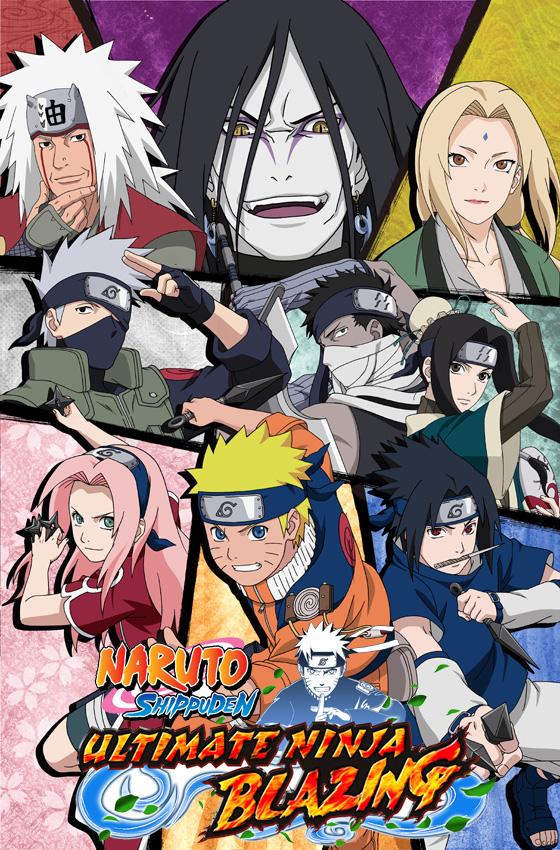 Naruto Shippuden: Ultimate Ninja Blazing - Die erste mobile App der Ul