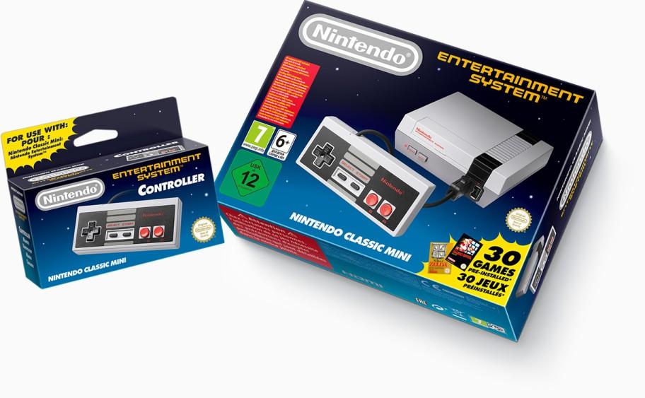 Kleinstes NES aller Zeiten: Der Konsolen-Klassiker von Nintendo kehrt
