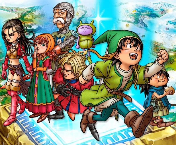 Dragon Quest VII: Fragmente der Vergangenheit erscheint am 16. Septemb