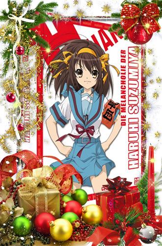 Die Melancholie der Haruhi Suzumiya - Staffel 1 (4 DVDs)