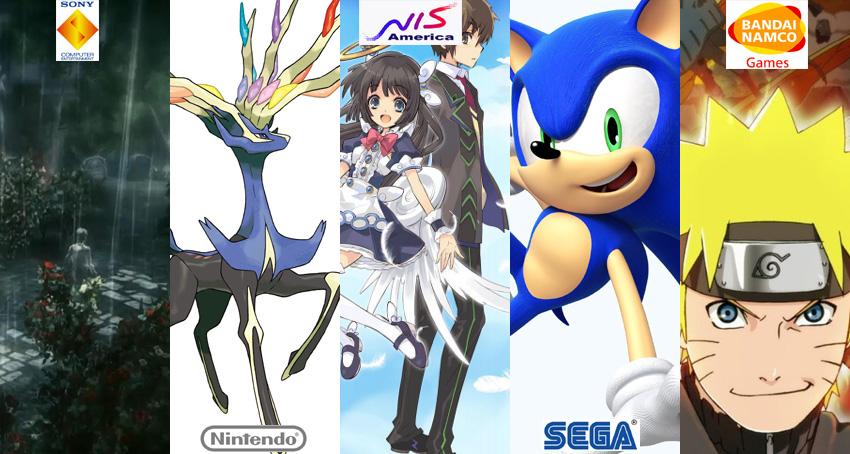 Oktober 2013: Spiele Monatsübersicht von Sony, Nintendo, NIS America,