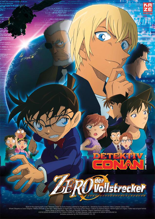 Detektiv Conan Film 22: Zero der Vollstrecker