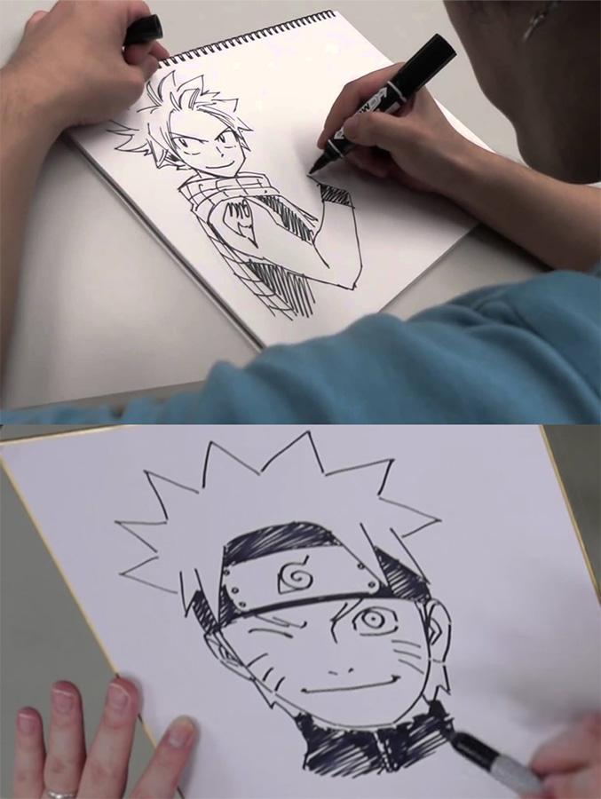 Im neuen Jahr 2018 starten neue Serien von Naruto-Zeichner Masashi Kis