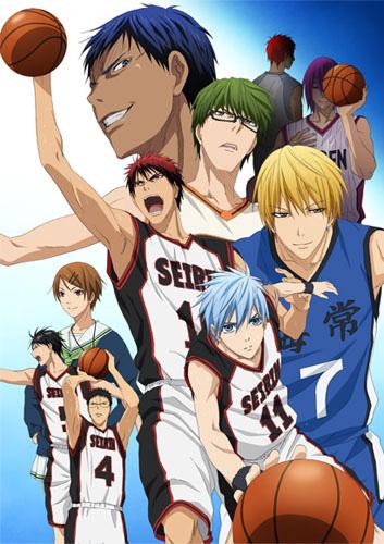 Kurokos Basketball (Kuroko no Basuke)