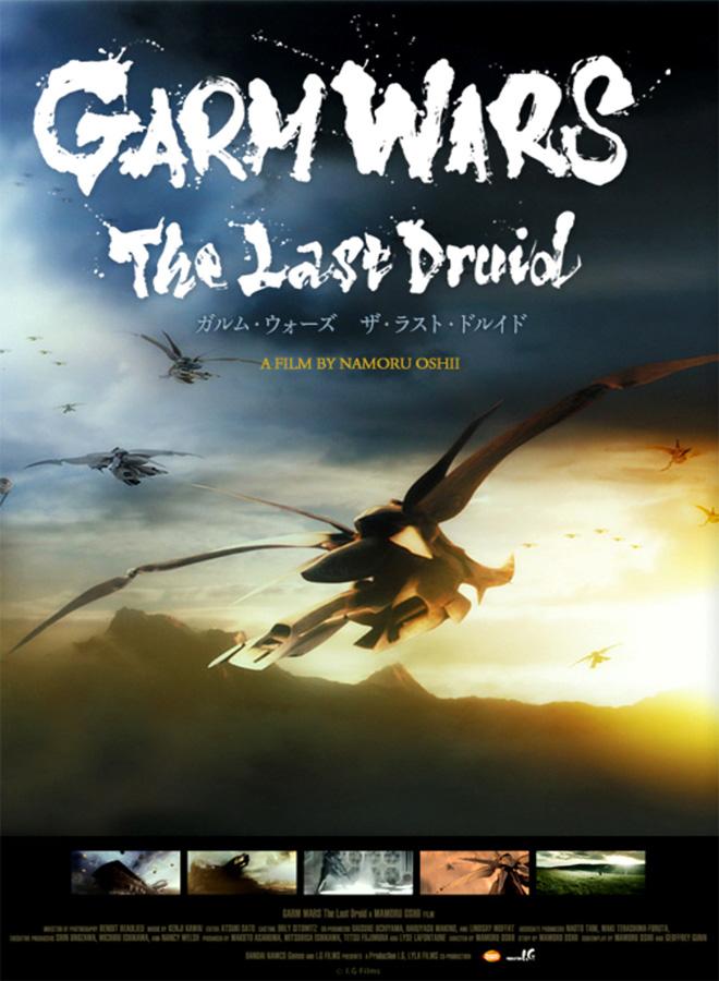 Live-Action Film Garm Wars: Der letzte Druide erscheint im Dezember 20