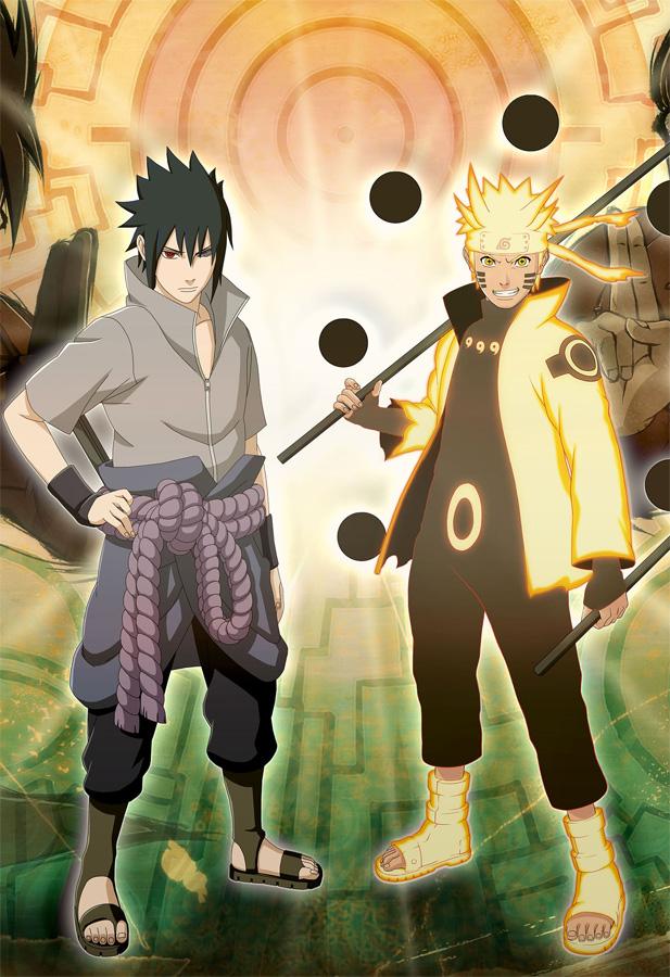 Naruto und sein Erfolgsrezept: Manga zu Ende aber Anime-Serie und Spie