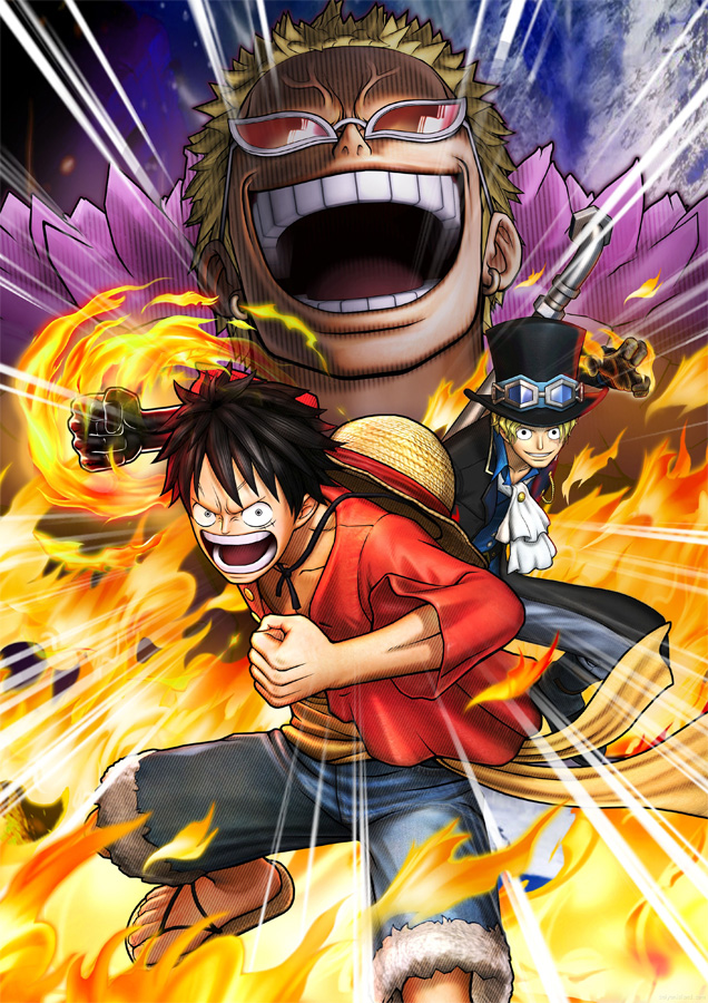 One Piece: Pirate Warriors 3 kommt für die Nintendo Switch *UPDATE*