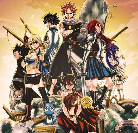 Geballte Fairy Tail Power von Hiro Mashima - Neben dem Start der neuen