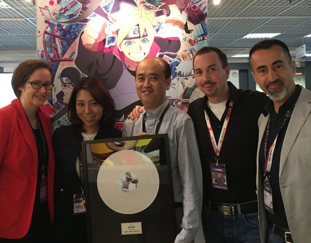 KSM Anime feiert mit Naruto über 250.000 verkaufter Einheiten