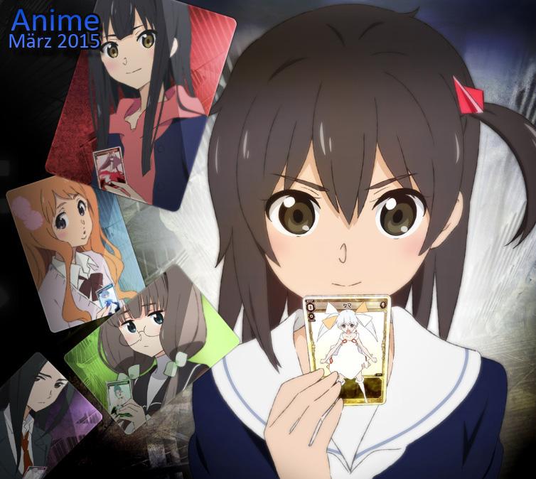 März 2015: Anime Monatsübersicht