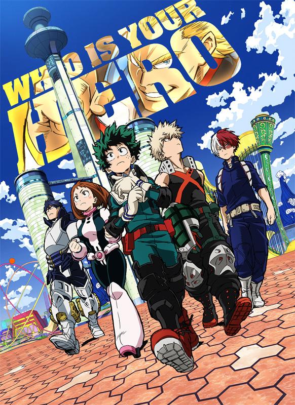 Kazé Anime Nights 2019 - Demnächst auch My Hero Academia: Two Heroes
