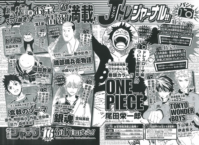 Weekly Shonen Jump 15/2014