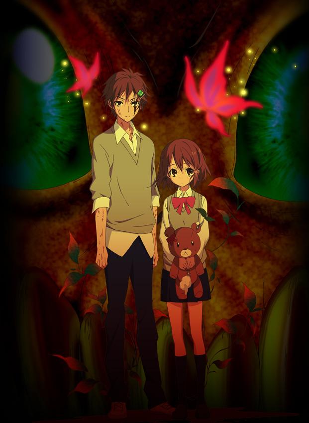 Nach der deutschen Lizenzierung des 12-teiligen Horror Anime Pupa durc