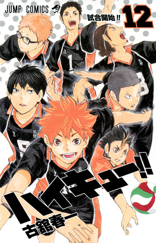 Haikyu!! - Band 12