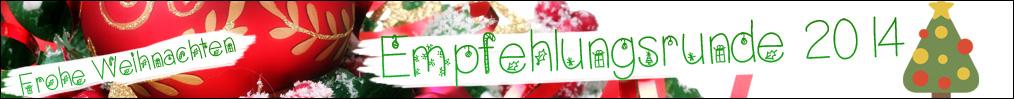 Weihnachtszeit ist unter anderem auch Geschenkezeit - Der perfekte Start für unsere Empfehlungsrunde 2014