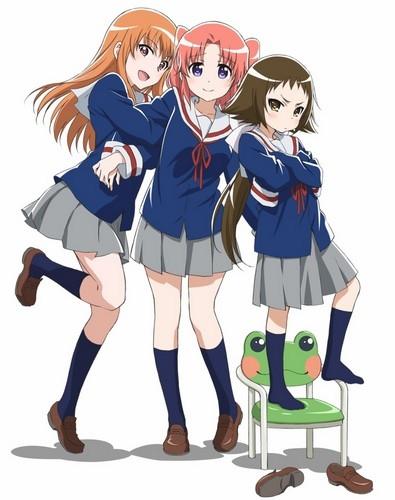 Mikakunin de Shinkoukei, TV-Serie