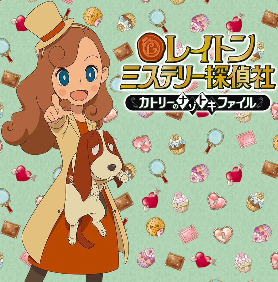 Ab 2018 gibt es eine Anime- und Manga-Adaption zu Layton's Mystery J