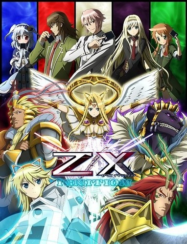 Z/X: Ignition, TV-Serie