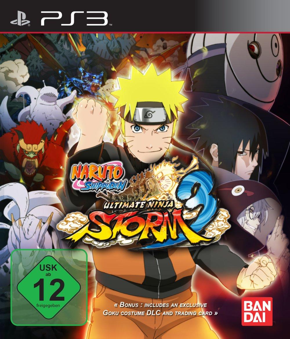 Naruto Shippuden Ultimate Ninja Storm 3 erscheint am 8. März für die